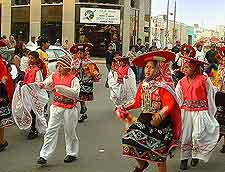 Image of Pisco festival