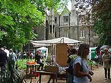 Image of Cambridge's Art Festival