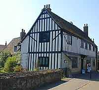 Picture of the Cromwell Museum