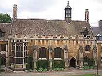 Cambridge Landmarks and Monuments