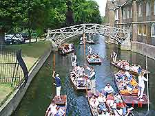 Further view of the River Cam in Cambridge