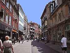 Cambridge Shopping