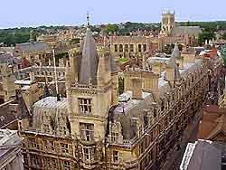 Cambridge Information and Tourism