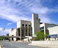 Photo of the National Gallery of Australia
