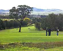 Canberra Golf Courses