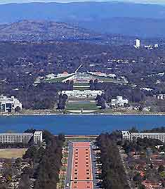 Canberra travel guide and tourist information canberra australian capital territory act - Australian tourism office ...