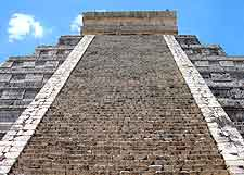 Different view of the Chichen Itza