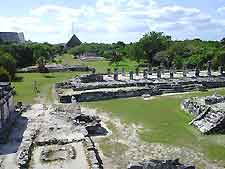 Picture of the El Rey ruins in the Archaeological district