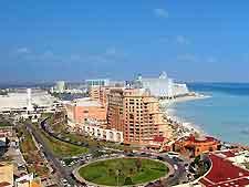 Aerial coastal picture