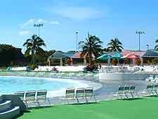 View of the Parque Nizuc (Nizuc Park)