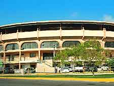 Photo of the Plaza de Toros in the Downtown district