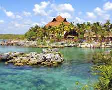 Photo of the Xel-Ha National Ecological Park