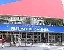 Photo of the Cannes film festival, Cannes, Provence-Alpes-Cote d'Azur, France