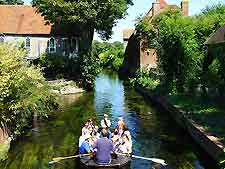 Canterbury Tourist Attractions and Sightseeing Canterbury Kent