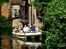 Canterbury Tourist Attractions And Sightseeing Canterbury