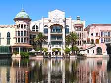 Picture of the Canal Walk Mall