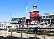 Photo of the Victoria and Albert Waterfront