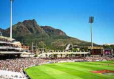 Picture of the Newlands Cricket Ground