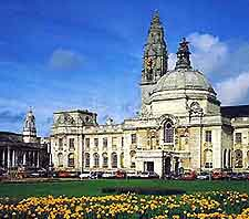 Cardiff Landmarks and Monuments