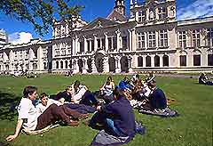 Picture showing the University of Cardiff