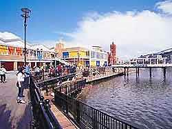 Photo of the Bay waterfront