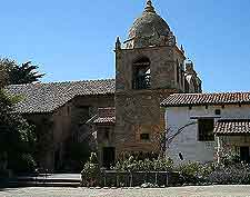 Photo of Carmel Mission (Mission San Carlos Borromeo de Carmelo)