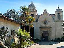 Photo of the famous Mission