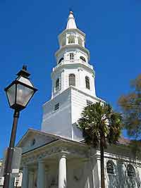 There Are Countless Churches Peppered Around The City Of Charleston With A Number Of Important Places Of Worship Standing Out In Particular