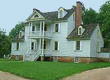 Photo of the Rosedale Plantation