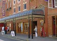 Image of the restored Everyman Theatre