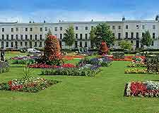 Picture of central town gardens