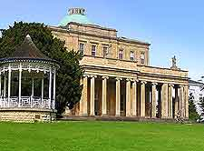 Picture of the Pittville Park / Pittville Pump Room