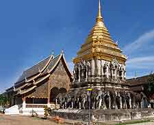 Picture of the Wat Chiang Man