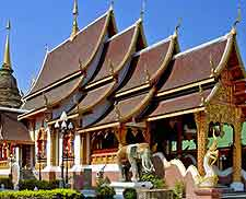 Picture of Chiang Mai's Wat San Muang Chedi at the Wat Chedi Luang