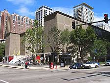 Photo of the Museum of Contemporary Art (MCA)