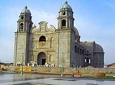 Further image of the Cathedral of Our Lady of Mount Carmel and St. Peter