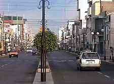 Photo of main road