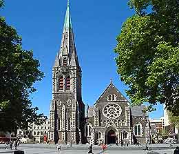 Christchurch Churches