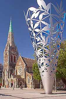 Christchurch Information and Tourism