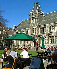 Christchurch Restaurants and Dining