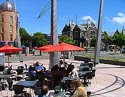 Christchurch Districts
