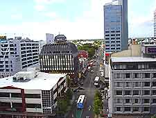 Christchurch Travel and Transport