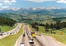 Colorado Springs Airport Cos Has Many Transport Options For Getting To And From Downtown The Hotels In Area