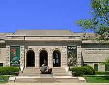 Picture showing the Columbus Museum of Art