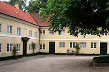 Picture of the Danish House of Literature (Bakkehuset)