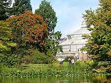 Picture of the Botanisk Have (Botanical Gardens)