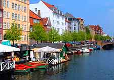 View of the Christianshavn District