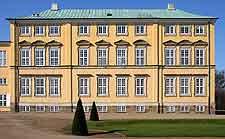 Photo of the Frederiksberg Palace