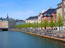 Copenhagen Airport (CPH) Hotels: View of lodging along the Gammel Strand