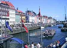 Picture of the Kobenhavns Havn (Copenhagen Harbour)